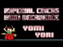 Imperial Circus Dead Decadence Yomi Yori Attempted Drum Cover The8BitDrummer