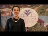 Карина Кокс интервью для Veda Village  Экс-ВИА Сливки  Отзыв о Veda Village