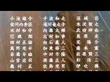 Zatoichi Darkness is his Ally end credits