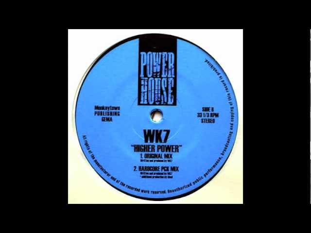 WK7 - Higher power(Hardcore PCK mix)