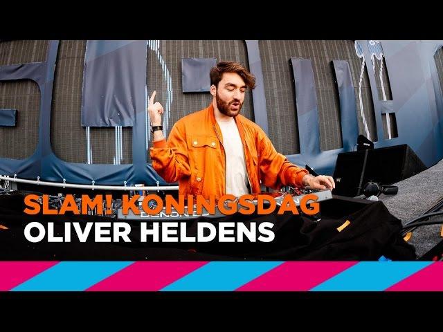 Oliver Heldens (Full live-set) | SLAM! Koningsdag 2017