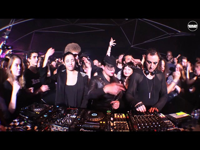 Miss Kittin b2b Dubfire Boiler Room Paris DJ Set