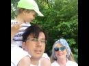 Алла Пугачёва, Максим Галкин, Лиза и Гарри Галкины - Юрмала (instagram @maxgalkinru, 2017)