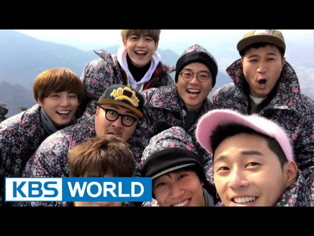 2 Days 1 Night - Season 3 : Pretty Boys Winter Camp Part 1 [ENG/TAI/2016.12.25]