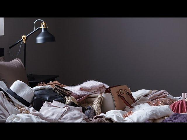 IKEA Ideas The 'show it all' open wardrobe