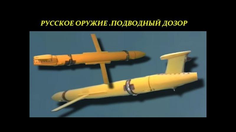 Россия запустит в серию уникальный беспилотный подводный дозор.