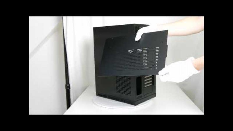 Ausgepackt angefasst [4K]: Lian Li PC-O10