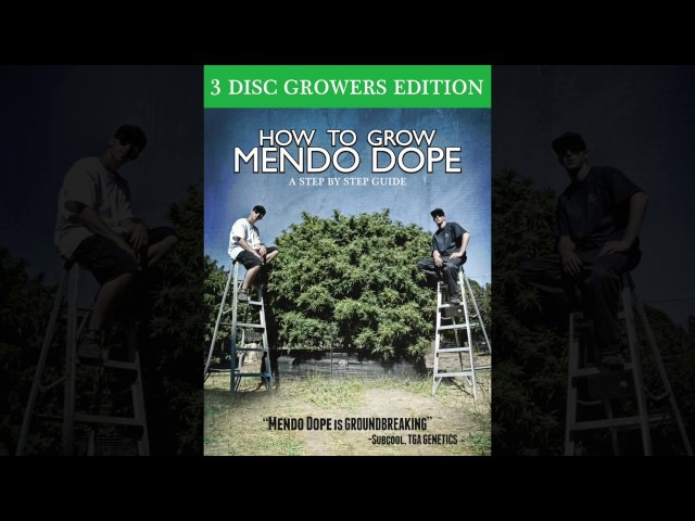 HOW TO GROW MENDO DOPE Trailer 2 (ALFALFA SEED SPROUTS)