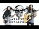 Avenged Sevenfold Guitar Solo Cover Compilation