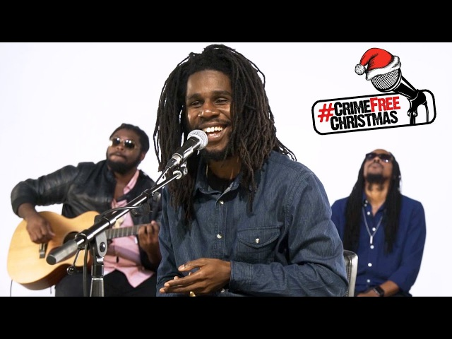 Chronixx - Santa Claus, Do you Ever Come to the Ghetto @ Crime Free Christmas Project 2016
