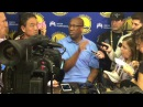 MIKE BROWN, Golden State Warriors (1-0) practice, day before San Antonio Spurs, WCF Game 2