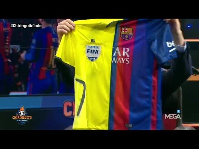Inda: Esta será la camiseta del Barça para la próxima temporada