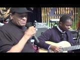 Al Jarreau and Earl Klugh