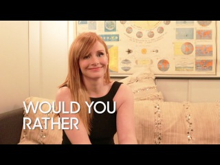Would You Rather: Bryce Dallas Howard