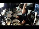 Hold The Line - Toto - Drum Cover