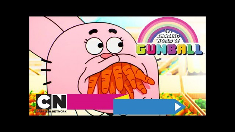 Удивительный мир Гамбола | Детектив Ярость (серия целиком) | Cartoon Network