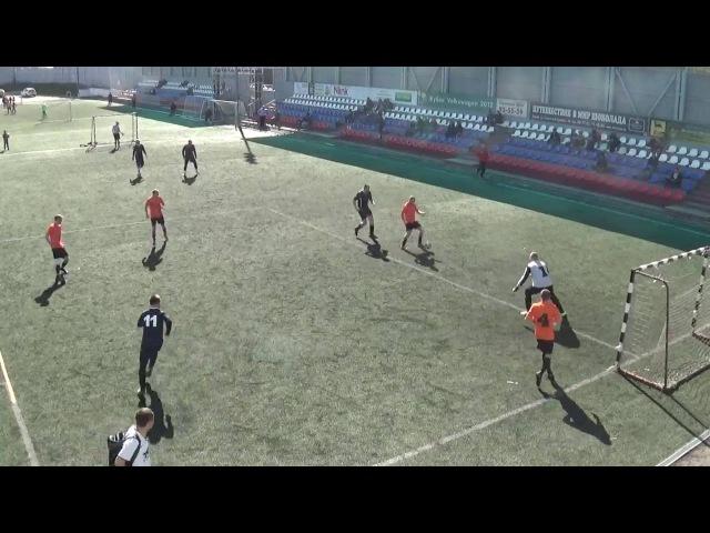 21 РКЛФ 7 тур 01.10.16 Бронзовый кубок Компания Апельсин-Гладиатор-0:0(0:0)