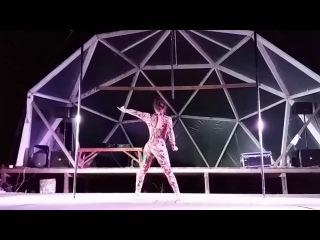 #MyPoleCamp 2017 - Karolina Lukerina (ring / lyra)