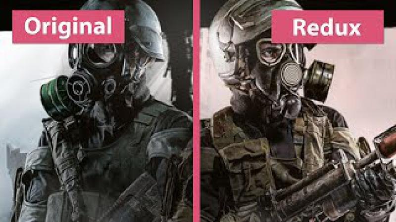 Metro 2033 - Original PC vs. Redux PC Graphics Comparison
