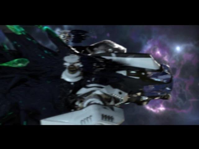 'Ellydium' gunship 'Thar'ga'
