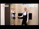 Выдвижная колонна HSA для кухни (выдвижной фасад)