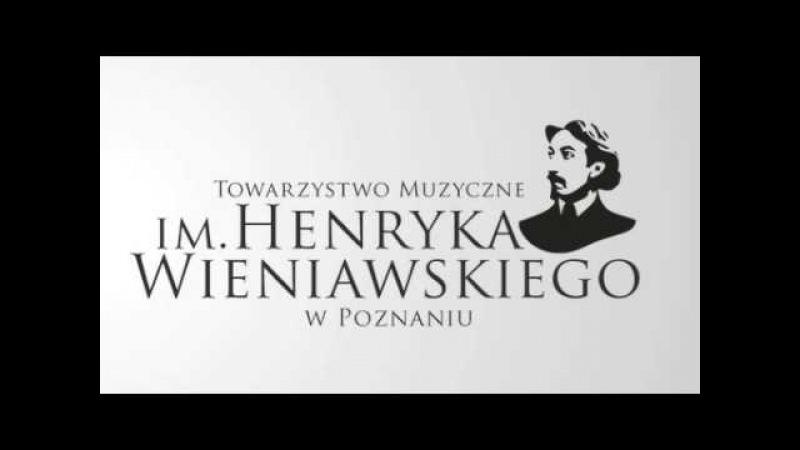 Henryk Wieniawski L'École moderne. Études-Caprices op. 10 nr 8 Le Chant du Bivouac, Piotr Pławner