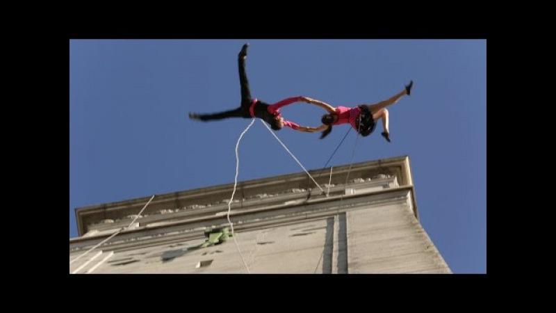 BANDALOOP: Highlights from UC Berkeley's Cal Day