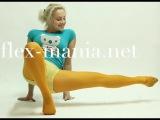 Гимнастика! гимнастический contortion челлендж , экстремальная растяжка, , шпагаты и гибкость
