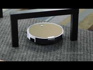 Лаборатория Polaris: Знакомство с роботом-пылесосом