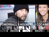 Lottery Winner = Hookers and Cocaine Funny News Interview