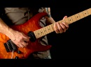 Tony Cordaro playing Hot Frets with a Masotti X100M Classic in HD Video