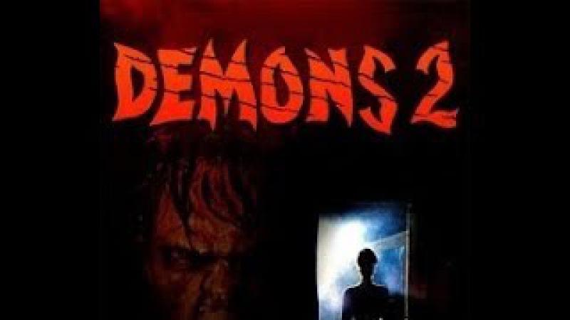 Demons 2 - Eles Voltaram 1986 Legendado