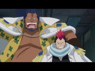 One Piece 781 русская озвучка OVERLORDS / Ван Пис - 781 серия