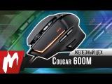 Хорошее предложение – Игровая мышь Cougar 600M – Железный цех – Игромания