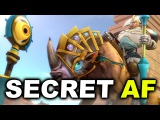 SECRET vs AD FINEM - DAC EU Elimination - Dota 2