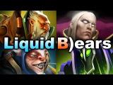 Liquid B)ears - EPIC Game Of The Day! - DAC 7.02 Dota 2