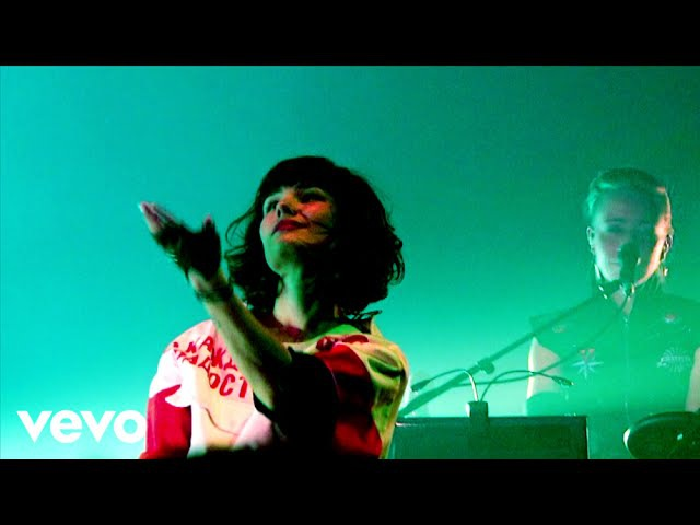 The Dø Opposite Ways Live at l'Olympia Paris