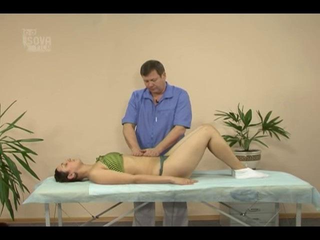Андрей Яковлев: Антицеллюлитный массаж (из раннего)