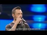 Tiziano Ferro - La Fine (Live @ San Siro) English subtitles