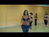 Урок 4. Танец живота, восточные танцы, арабский танец. Школа танцев