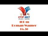 CTIF 2017. Firesport. Roman Wagner 15.36 sec.