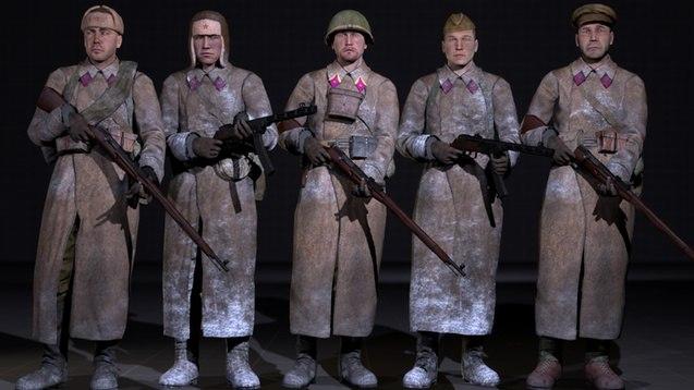Ww2 Soviet Conscript Rig Rigs Mine Imator Forums