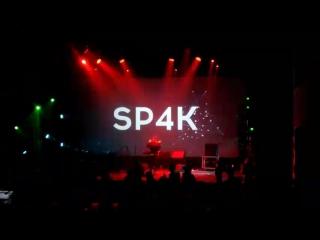 SP4K _04 @ Эрарта 12/11/16 РЕЙВ В МУЗЕЕ: 2 года bastard boogie tunes
