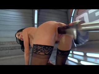 Сексмашина и сквирт
