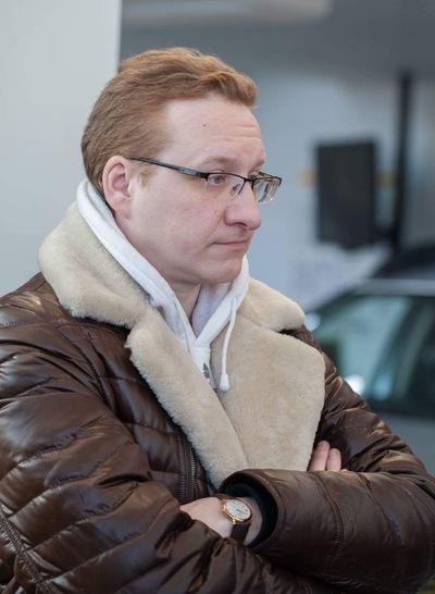Максим Ежков