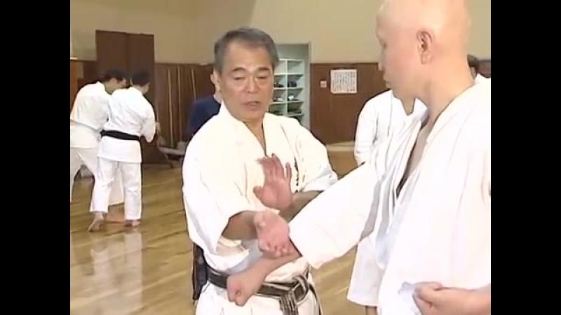 Gekisai Dai Ni _ Goju ryu _ Kata no ura bunkai _ Yoshio Kuba