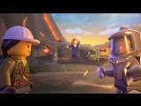 LEGO City -В погоне за улетевшим контрактом (мультик)