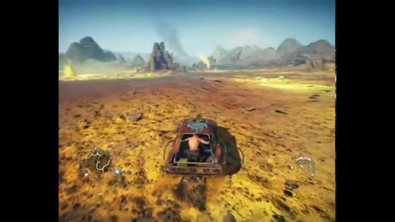 Прохождение Mad Max [Прохождение Безумный Макс] – Прах к праху