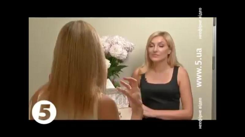 Авторський моделюючий масаж в Центрі естетичної косметології та трихології