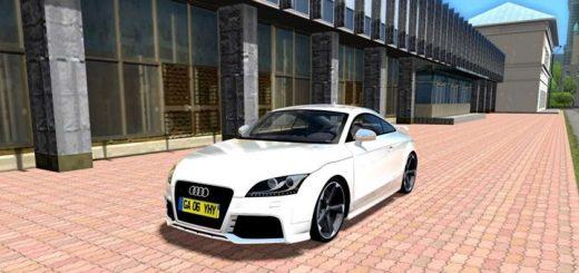Audi TT для City Car Driving 1.5.1. - 2